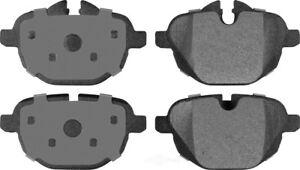 Disc Brake Pad Set-Semi-Metallic Pads Rear Autopartsource MF1473