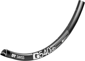 DT Swiss G 540 Rim - 650b Disc 32h Black