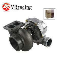 """T04Z T70 T4 flange comp a/r .70 turbine a/r .84 oil cold 4"""" V band Turbo Charger"""