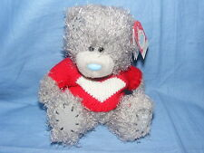 Me To You Tatty Teddy Valentines Day Bear Heart Jumper G01W3809 Gift Present