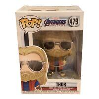Funko Pop! Marvel Avengers End Game Thor Vinyl Figure #479~New