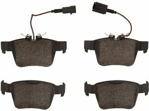 Rear Brake Pad Set For 2018-2020 Alfa Romeo Stelvio 2019 B223NB
