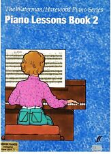 Piano Lessons Book 2, Fanny Waterman & Marion Harwood, New Edition, New Book