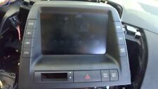 2006-2009 TOYOTA PRIUS DISPLAY SCREEN WITH NAVIGATION 06 07 08 09 86110-47220
