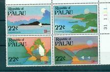 PAESAGGI - LANDSCAPES PALAU 1987