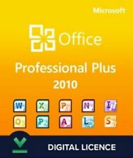 Office 2010 Professional Plus 32/64bit License Key Genuine + download link,