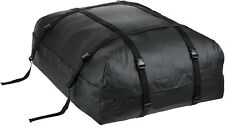 Large Roof Top Waterproof Cargo Luggage Bag for Car Rooftop with Buckled Straps