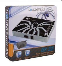 New Soundstream BX-22i Digital Bass Booster Reconstruction Processor Epicenter