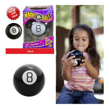 Magic Mystic Round 8-Ball Decision Making Fortune Telling Cool Retro Toy Child