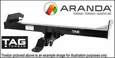 TAG TOWBAR for Mitsubishi Challenger KH (2009-on) 3000/300kg