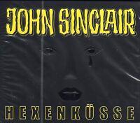 JOHN SINCLAIR - HEXENKÜSSE - 2 CD SET Sonderedition - NEU
