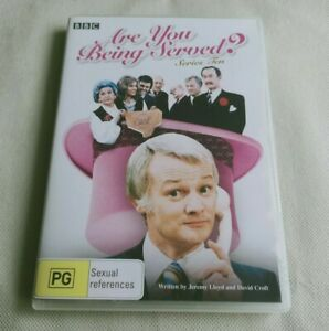 Are You Being Served? Series 10 DVD