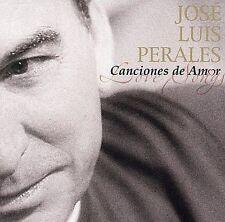 Jose Luis Perales Canciones de Amor CD New Nuevo Sealed