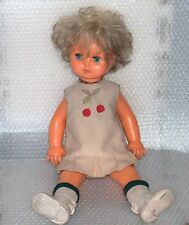 Rare Vintage Lena(ЛЕ��)? Plastic Doll, Ussr/Russia, March 8-th Factory-Moscow
