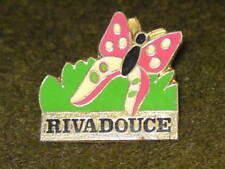 PIN BADGE - RIVADOUCHE - BUTTERFLY