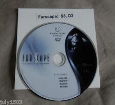 NEW Farscape Season 3 Disc 3 Replacement DVD, 15th Anniversary Edition free ship