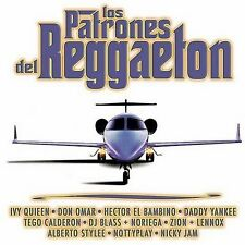 Various Artists : Patrones Del Reggaeton CD