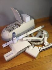 Nice! Electrolux 75th Guardian Canister Vacuum Cleaner W/ Attachments C134A