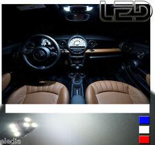 MINI R59 Roadster Cooper S Pack 9 Ampoules LED Blanc Coffre Plafonnier boite