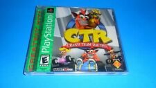 CTR: Crash Team Racing (PlayStation 1, 1999) PS1 - Greatest Hits - Complete