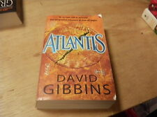 Jack Howard: Atlantis 1 by David Gibbins (2006, Paperback)  r