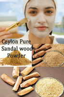 Pure Sandal wood Powder Face Mask Skin Care Natural Herb Chandan Free Shiping