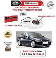 Gates COURROIE VENTILATEUR ALTERNATEUR Kit tendeur pour BMW 320d XD rive 2,0 D