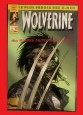 WOLVERINE #98 Dell'otto Claws Newstand Euro Variant Rare Exclusive French Cover