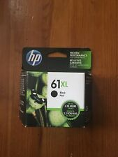 GENUINE HP 63XL HIGH YIELD BLACK INK CARTRIDGE