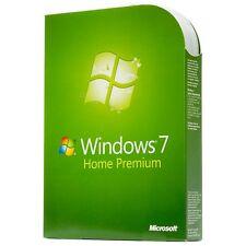 WINDOWS 7 Home Premium 32/64 BIT Licenza Product Key-ESD- Worldwide