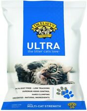 Low Tracking Cat Litter Dust Free Unscented Natural Fresh Multi Clumping Top Up