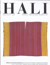 Hali Magazine: #137 Nov-Dec 2004: Tiwanaku Lampung West Anatolian Suzanis