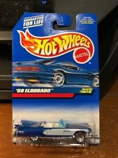 1999 Hot Wheels '59 Eldorado #1076