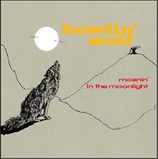 Howlin Wolf - Moanin In The Moonlight [New CD] UK - Import