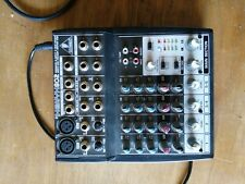 Behringer xenyx 802 Desktop Mixer