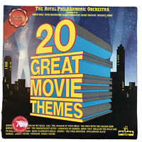 20 Great Movie Themes Vinyl LP - By The Royal Philharmonic Orchestra..