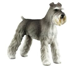 "4"" Giant Schnauzer Dog Statue Pet Figurine Animal Figure"