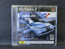 Factory Sealed Gran Turismo 4 Prius Trial Edition RARE PS2 PlayStation 2 JAP