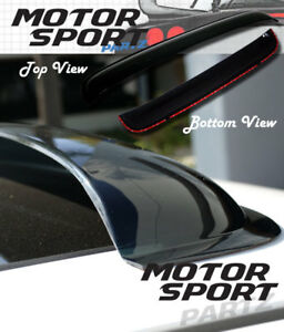 """880mm 34.6"""" Inch Shield Top Sun Roof Rain Guard Visor 3mm For Small Size Vehicle"""