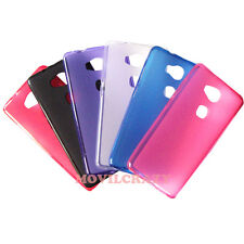FOR HUAWEI HONOR 5X RUBBER TPU MATTE CASE COVER