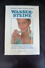 WASSERSTEINE Michael Gienger, Joachim Goebel (Das Handbuch zum Edelsteinwasser)