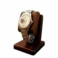 Toyooka Craft Wooden Wrist Watch Display Holder Stand Tool 1P F/S w/Tracking#