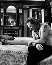Mickey Rourke UNSIGNED photograph - N146 - Handsome American actor - NEW IMAGE!!