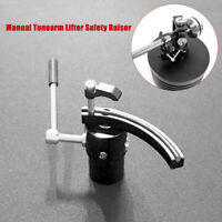 Manual Tonearm Lifter Safety Raiser For LP Turntable Disc Vinyl Record Player hh