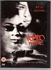 (GU852) Romeo Must Die - 2001 DVD