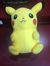 "Pokemon Pikachu 11"" Plush The Toy Factory Model # 313X020 Stuffed Animal - Yello"