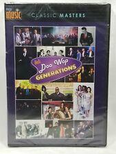 My Music Doo Wop Generations [3-Disc DVD My Music Classic Masters TJL PBS] NEW