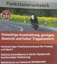 Motorradrucksack 13 Liter Funktionsrucksack Rucksack Motorrad Fahrrad