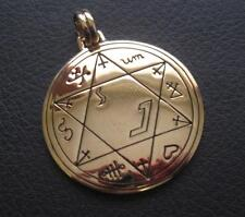 MAKE BUSINESS SUCCESSFUL *  BRONZE AMULET by Peter Stone