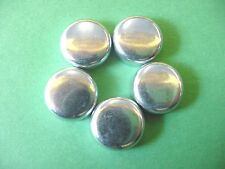 "Fits GM 5pk 5/8"" Freeze Expansion Plugs Zinc Plated Steel Engine Cylinder NOS"